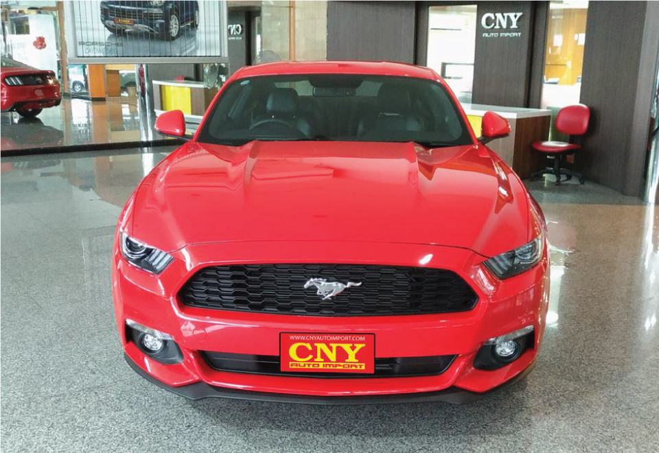 FORD FORD MUSTANG 2.3 ECOBOOST<br><strong><font color='#FF0000'> ราคาพิเศษ 3,xxx,xxx บาท</font></strong></br>